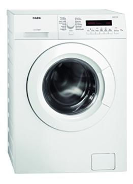 AEG L72675FL  Waschmaschine Frontlader / A+++ / 1600 UpM / 7 kg / Weiß -