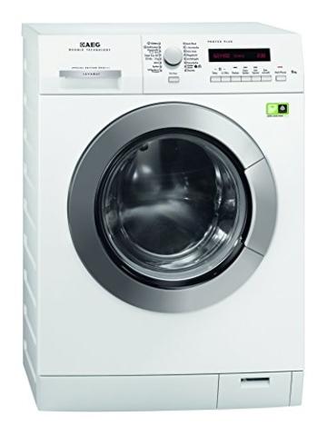 AEG Lavamat LÖKO+++FL Frontlader Waschmaschine – A+++ – 8 kg ...