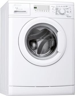 Bauknecht WA Champion 64 Waschmaschine FL / A+++ / 147 kWh/Jahr / 1400 UpM / 6 kg / 8200 L/Jahr / Startzeitvorwahl /Unterbaufähig / weiß -
