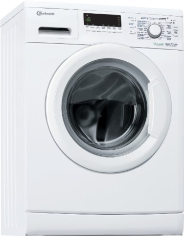 Bauknecht WA PLUS 622 Slim Waschmaschine Frontlader / A+++ B / 1200 UpM / 6 kg / Weiß / Clean+ / Small display -