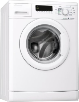 Bauknecht WA PLUS 634 Waschmaschine Frontlader / A+++ / 2+2 Jahre Herstellergarantie / 1400 UpM / 6 kg / Weiß / Startzeitvorwahl / 15-Minuten-Programm / Farbprogramme -