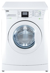 Beko WMB 71643 PTE Frontlader Waschmaschine / A+++ A / 0.749 kWh / 1600 UpM / 7 kg / 41 L / Pet Hair Removal / Watersafe / weiß -