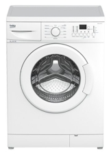 Beko WML 51431 E Waschmaschine Frontlader / A+ B / 0.688 kWh / 1400 UpM / 5 kg / Großes Programmauswahl / weiß -