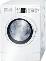 Bosch WAS32443 Waschmaschine Frontlader Logixx 8 / A+++ A / 1600 UpM / 8 kg / Weiß / VarioPerfect / AquaStop -