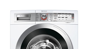 Bosch WAY28742 Home Professional Waschmaschine Frontlader / A+++ / 1400 UpM / 8 kg / Weiß / ActiveWater Plus / Ecosilence Drive -