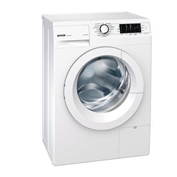 Gorenje W 5523/S Waschmaschine FL / A+++ / 5 kg / 1200 UpM / weiß / SensoCare-Waschsystem / Quick 17 / SlimLine: Tiefe 44 cm -