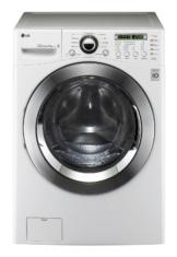 LG Electronics F 1255 FDH Waschmachine / A++ / 1200UpM / Inverter Direct Drive / 6 unterschiedliche Trommelbewegungen / weiß -